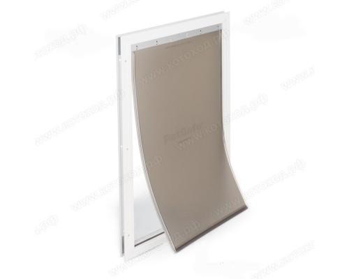 Алюминиевая дверь для собак Staywell Extra Large 660ML для собак до 100 кг